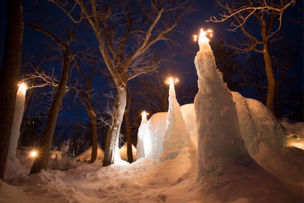 Shiretoko Drift ice Festival