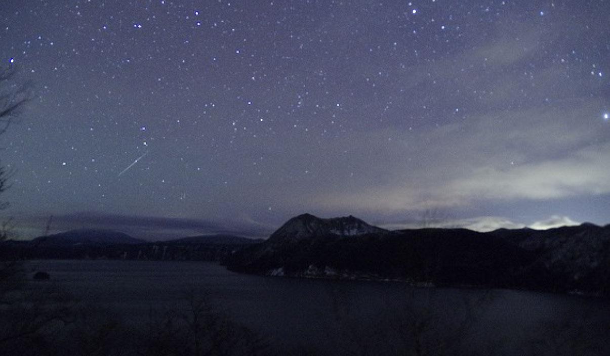 Lake Mashu星紀行
