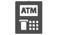 换汇、ATM