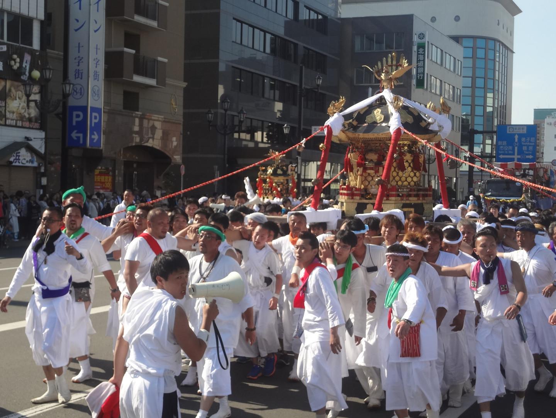 厳島神社例大祭1
